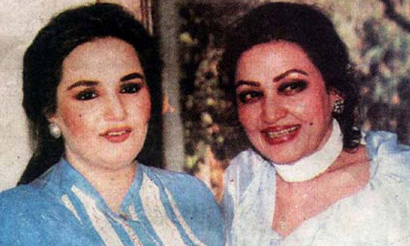 Daughter Of Singer Noor Jehan Passes Away