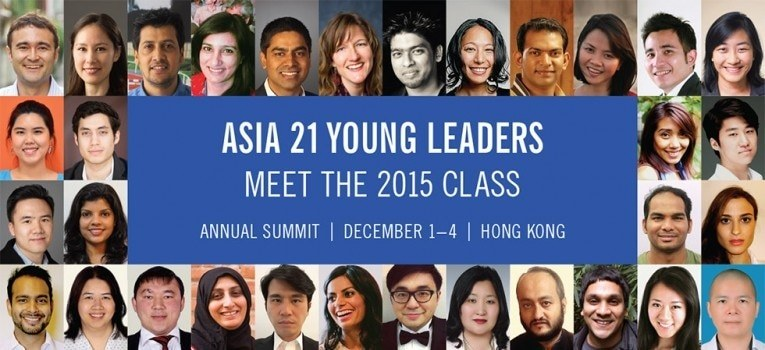 Now in its 10th year, the Asia 21 Young Leaders Initiative has become a robust network of more than 800 young leaders from 30 nations.  —Photo Courtesy: asiasociety.org