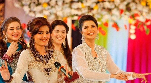 How Pakistani morning shows are keeping women 'where they ...