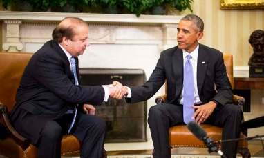 Image result for obama nawaz sharif