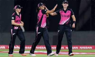 New Zealand is currently ranked third among the world's' top-10 women's teams. — Photo courtesy: ICC Cricket