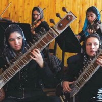 Afghanistan's first all-girl orchestra ready to perform at Davos