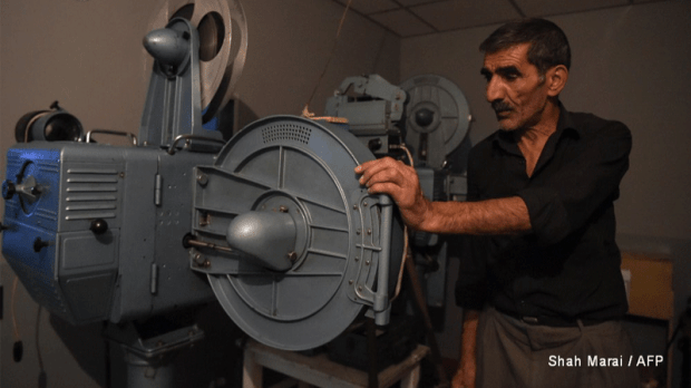 For older Afghans the films would be a reminder of happier times and for the young generation, a glimpse of Afghanistan's peaceful past that may help raise hope for its future.