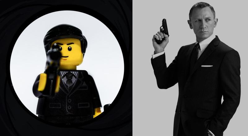Is James Bond joining the LEGO franchise    Film   TV   Images