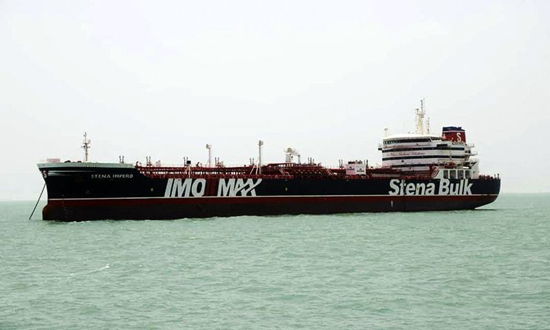 Photo of Iran Guards seize British-flagged tanker in Strait of Hormuz – World