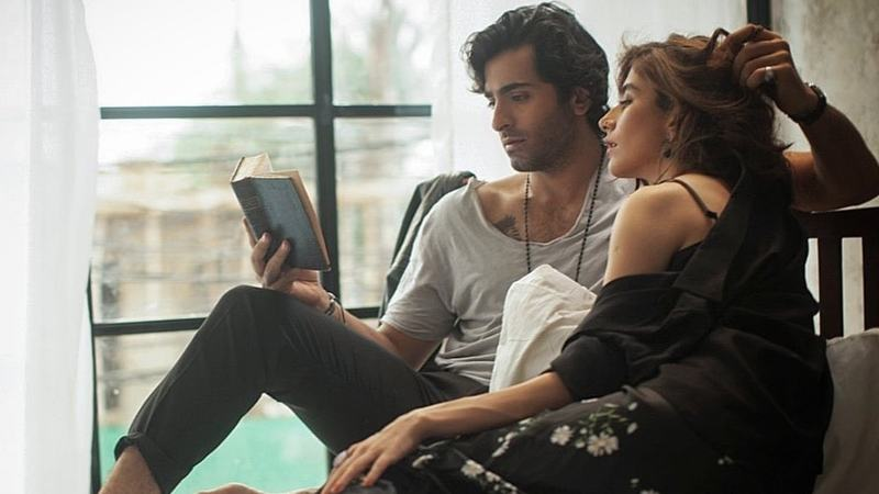 Syra Yousuf and Sheheryar Munawar's latest photoshoot is breaking the  internet - Style - Images
