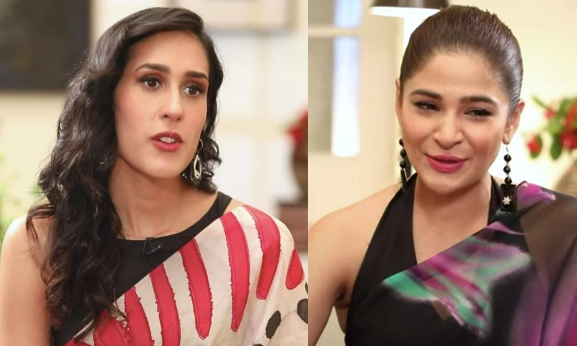 Mira Sethi and Ayesha Omar talk what it is to be a bold woman in Pakistan -  Art & Culture - Images