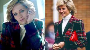 Kristen Stewart is Diana similar to her new film Spencer – Film & TV