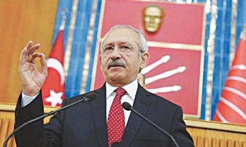 Turkey opposition leader keeps door open to grand ...
