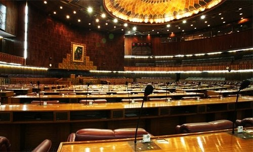 ECP suspends 261 lawmakers for non-disclosure of financial ...