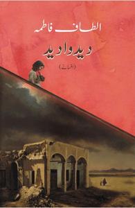 الطاف فاطمہ کے لازوال افسانوں کے مجموعے دید وادید کا سرورق