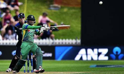 Pakistan look to bounce back in second NZ one-dayer