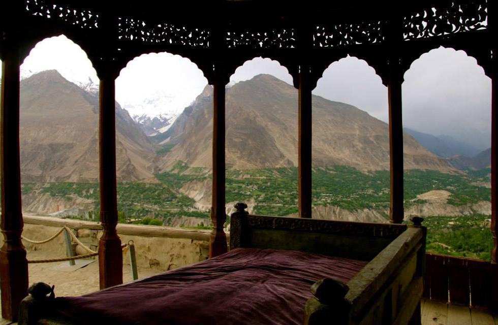 Hunza Valley. Photo courtesy: ADifferentAgenda