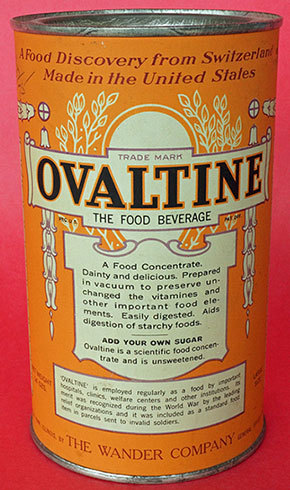 Mr Hassan hailed the days when children were given Ovaltine instead of polio drops.