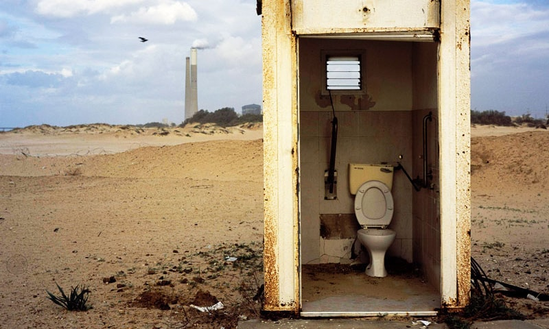Pakistan needs to undertake massive efforts to provide adequate toilet facilities to the public. —AP/file