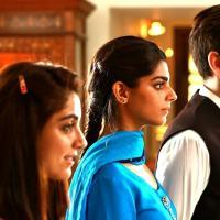 Sanam Saeed & Maya Ali