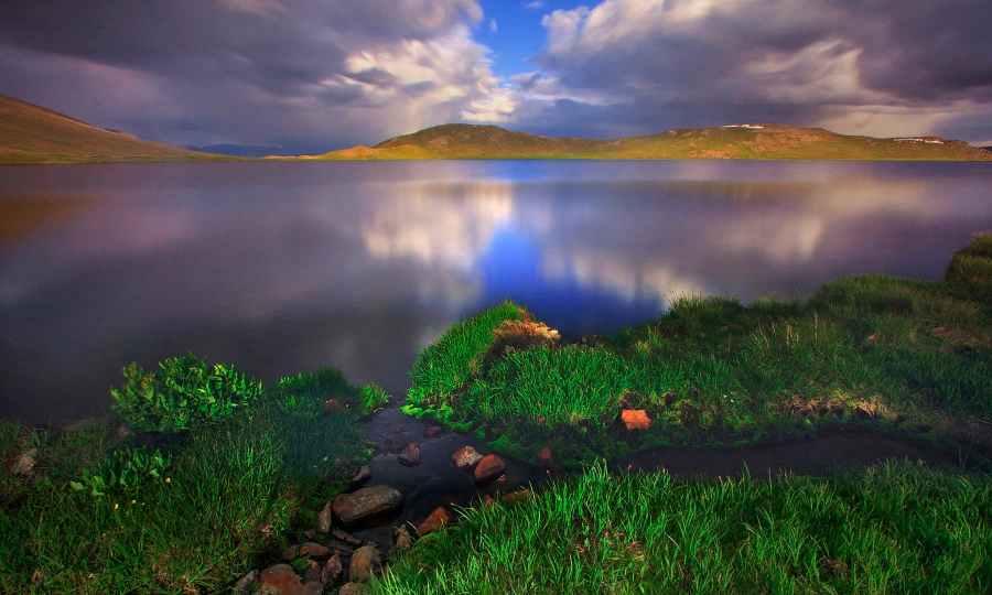 Sheosar Lake