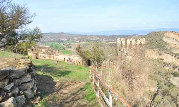 اونچے برجوں نے قلعے کی تسخیر تقریباً ناممکن بنا دی تھی۔