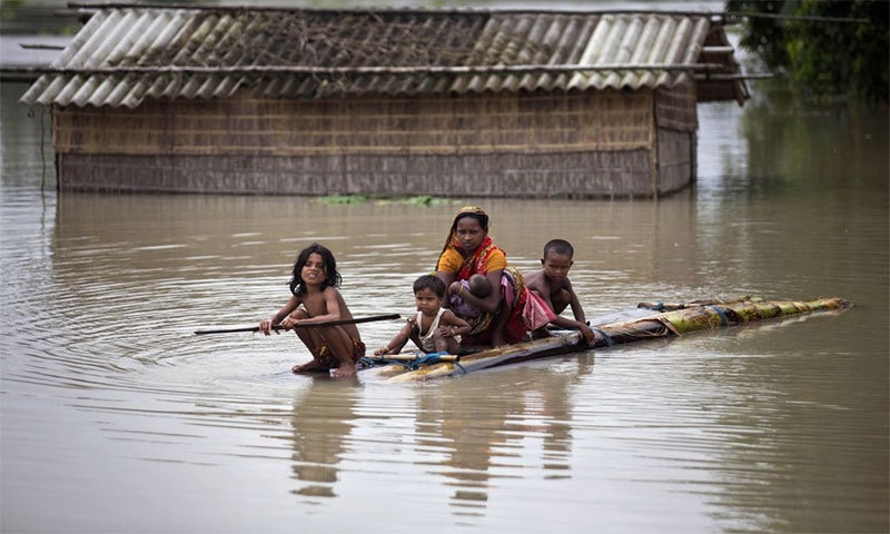 Image result for flood in north india