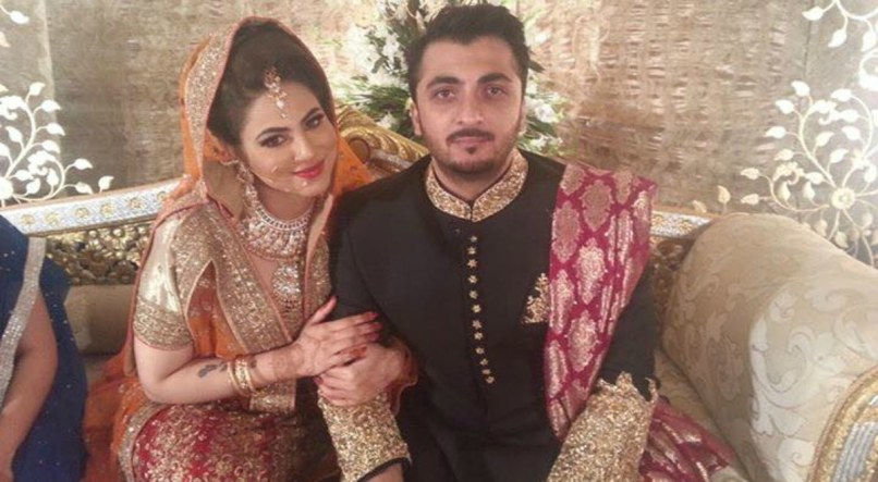 The pair had gotten reportedly gotten their nikkah done a while ago