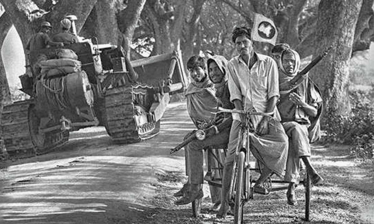 liberation war in bangladesh 1971: bangladesh liberation war fazlur r khan was born in 1929 in the region of british india known as east bengal in 1947 britain relinquished control of the indian subcontinent and east bengal became east pakistan.