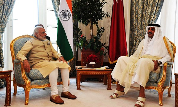 India, Qatar sign seven agreements to strengthen ties ...