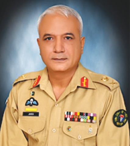 Lt Gen Javed Iqbal Ramday