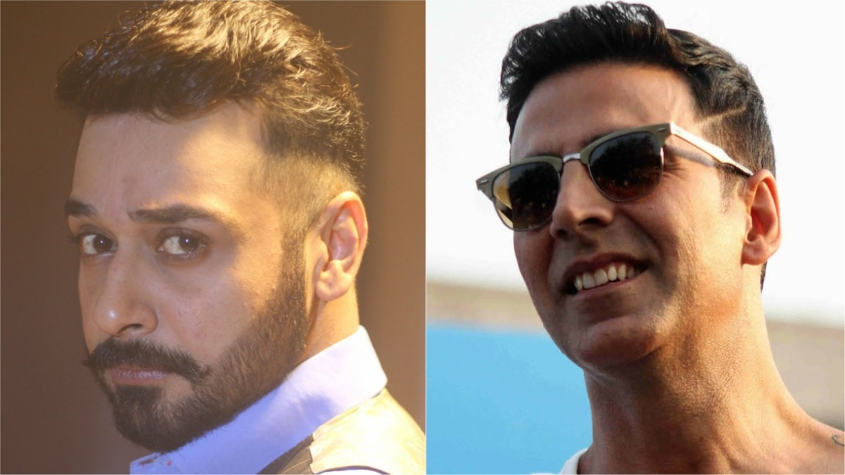 Faysal Qureshi and Akshay Kumar's hairstyles have been popular in the past