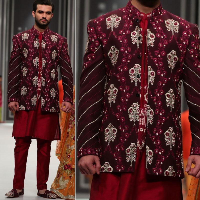 Deepak Perwani's collection at Fashion Week 2016. Photo: Movie Shoovy.