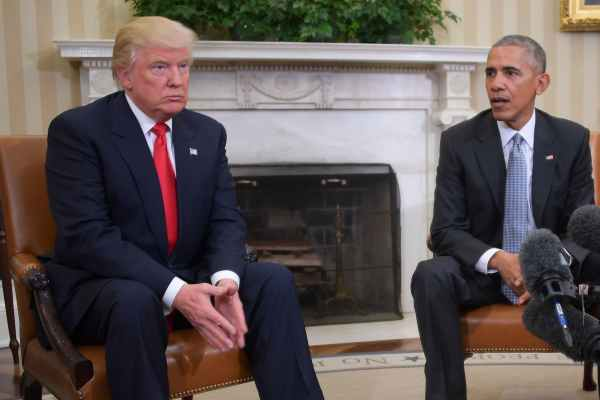 Obama-Trump meeting 'less awkward' than some might have ...