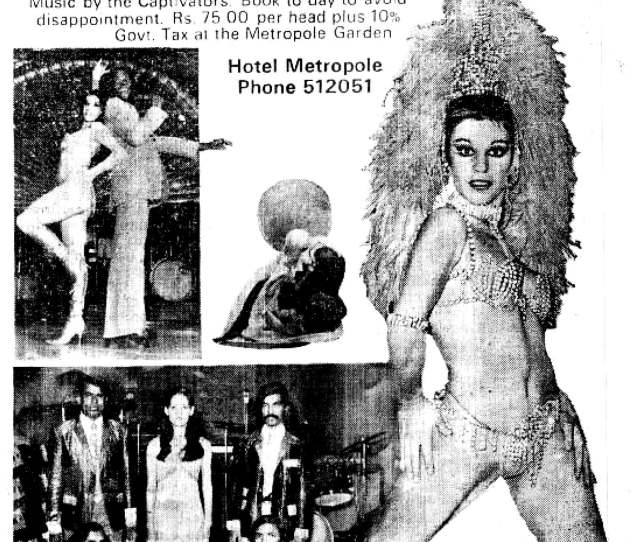 The Performances Went From Classy Sophistication To Downright Sleaze Many Of The Performers Came From