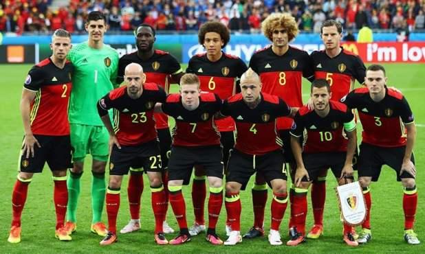 بیلجیئم کی قومی فٹبال ٹیم۔