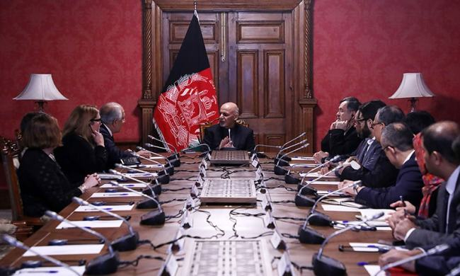 Afghan president calls on Taliban to 'enter serious talks' with Kabul -  World - DAWN.COM