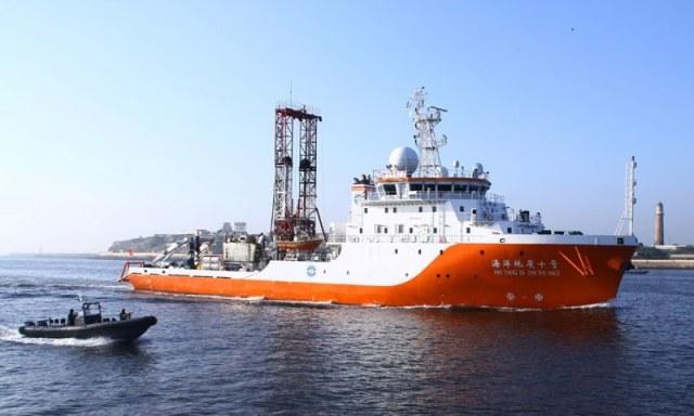 بحری تحقیق کے میدان میں یہ تعاون مستقبل میں بھی جاری رہے گا — فوٹو: پاک بحریہ