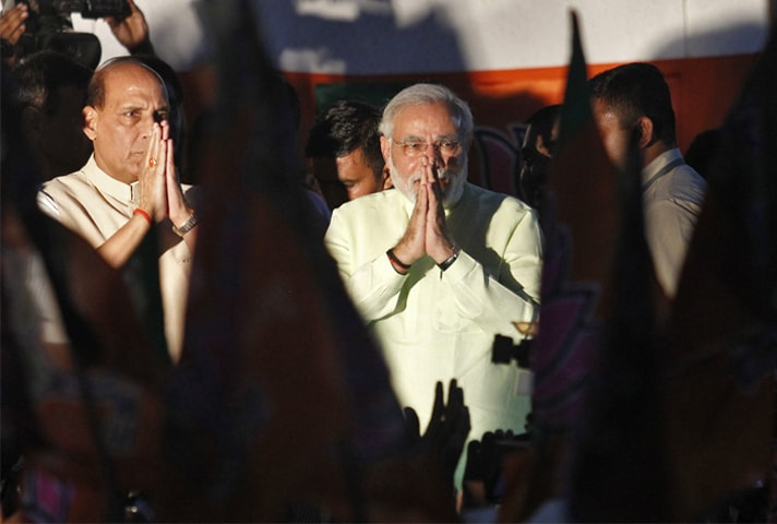 India's Cold Start doctrine dates back to 2001-02 but has only now been deployed by PM Narendra Modi | Reuters