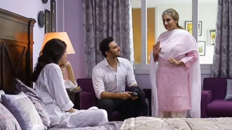 TV drama Cheekh presents a new Pakistani 'hero': a husband who