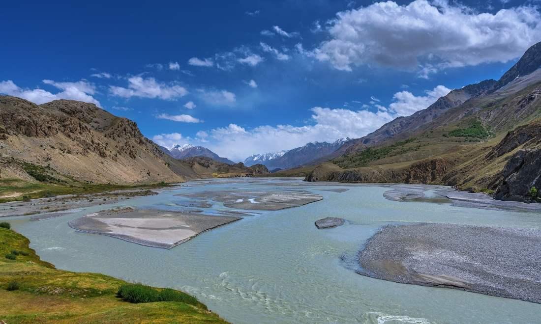 Yarkhun River. — *Photo by author*