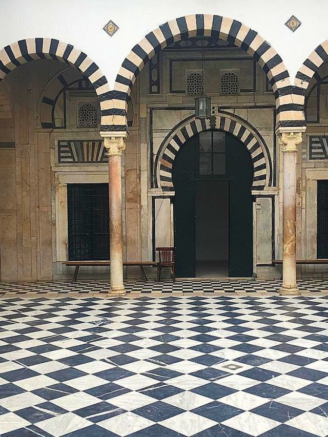 Rachidi Institute of Tunisian Music, one of the oldest Arabic music schools.