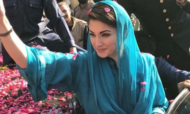 Maryam, Bilawal reach venue of PDM's first anti-govt power show in  Gujranwala - Pakistan - DAWN.COM