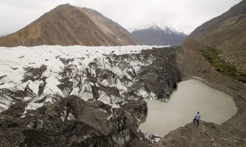 Shimsal glacier — image courtesy: AKAH-P