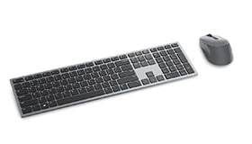 Dell Premier Multi-device Wireless Keyboard and Mouse | KM7321W