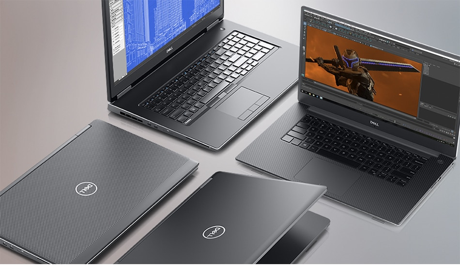 Precision 15 5530 laptop - Power as big as your ideas