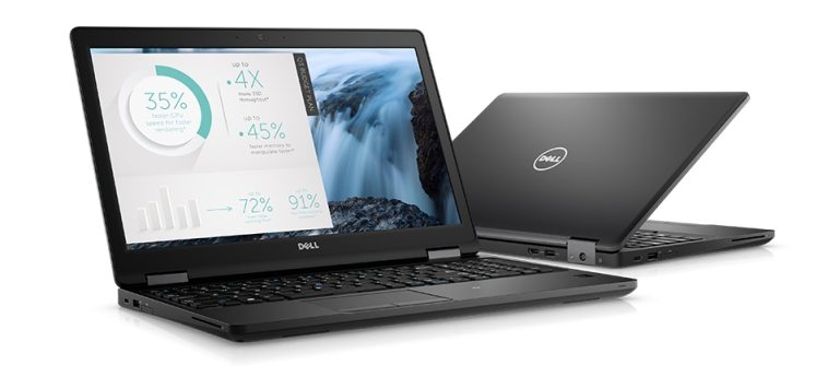 Latitude 5580 - Security you can rely on