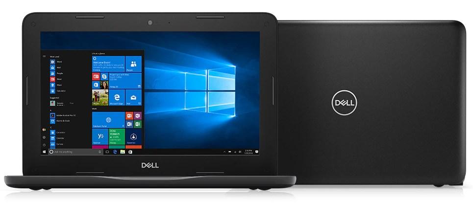 Latitude 3190 Education Laptop - Windows for the win