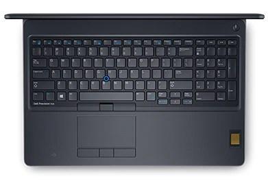 DellPrecision15 série7520: rigoureusement testées pour des performances optimales