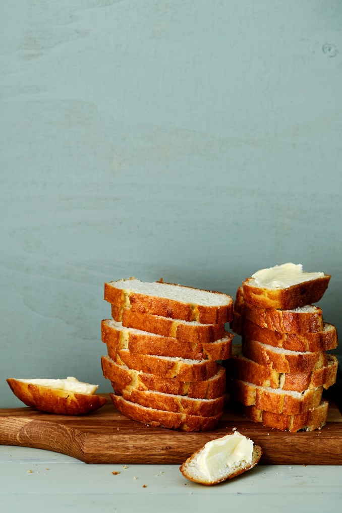 Keto Coconut-Flour Bread — Recipe — Diet Doctor