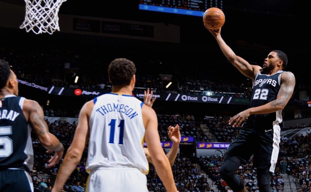 [NBA季後賽直播連結] 聖安東尼奧馬刺 VS 金州勇士 首輪G5 | NBA | DONGTW 動網