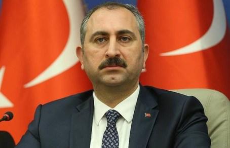 Adalet Bakanı Gül: Kaşıkçı cinayeti üstü örtülebilecek bir mesele değildir ile ilgili görsel sonucu
