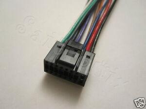 Jvc Wire Harness 16 Pin Harness Kd R320 Kdr320