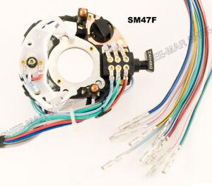 SM47FFordTruckBroncoVanTurnSignalSwitch7374757677
